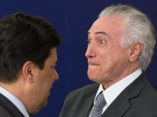 Maioria dos deputados da Região Sul votou a favor de Michel Temer